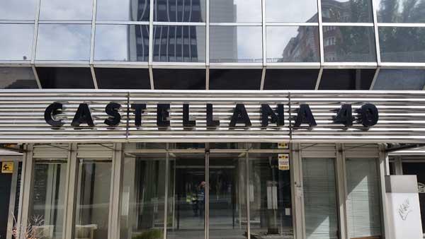 Castellana Business Center: los mejores precios centro de negocios Madrid