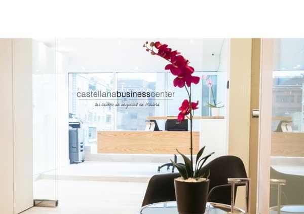 Espacios empresariales de centros de negocios en Madrid