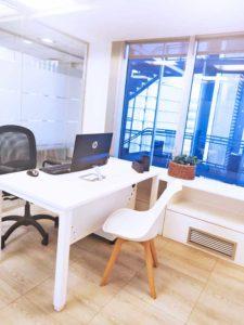 Centro de Negocios Castellana 40 - Despacho 1 puesto