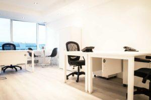 Centro de Negocios Castellana 40 - Despacho 4 puestos